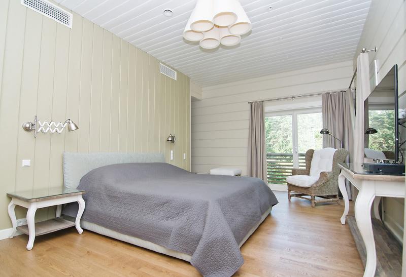sypialnia wstylu skandynawskim inspiracje